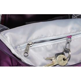 Haglöfs Tight Junior 8 Backpack Kinder purple crush/crystal lake